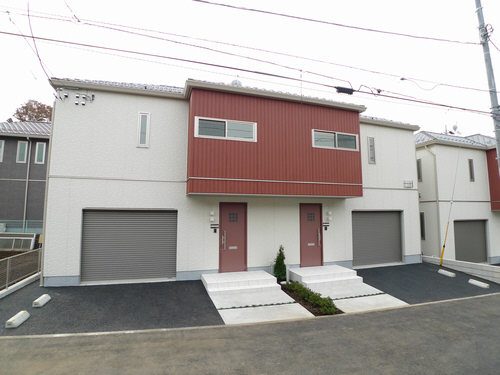 神奈川 賃貸 ガレージ ハウス